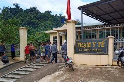 Sét đánh 1 người chết, 4 người bị thương ở Quảng Nam