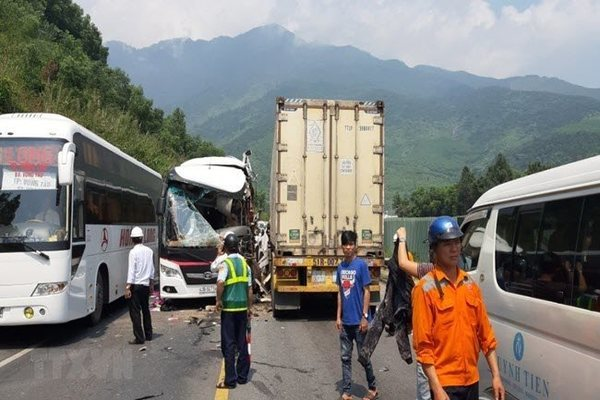 Traffic accidents kill nearly 10,000 annually in Vietnam