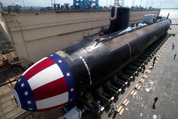 Tố cáo động trời về hãng đóng tàu ngầm cho Hải quân Mỹ