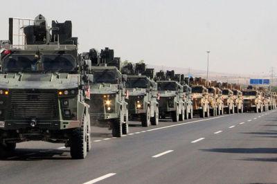 Thổ Nhĩ Kỳ tuyên bố khởi động chiến dịch quân sự ở Syria
