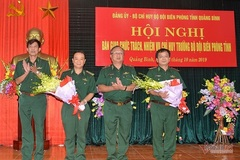 Bộ đội Biên phòng Quảng Bình có Chỉ huy trưởng mới