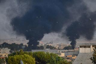 Thổ Nhĩ Kỳ bất ngờ ngưng cuộc chiến ở Syria