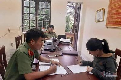 Người phụ nữ Nghệ An bị phạt 2,5 triệu vì tung tin đào trộm lợn tiêu hủy