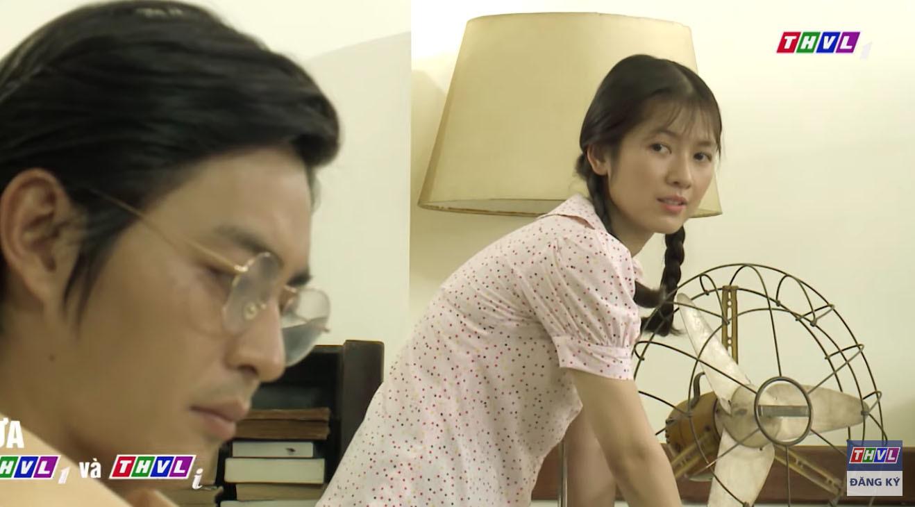 'Tiếng sét trong mưa' tập 34, sau chuyện loạn luân với mẹ kế, Bình có tình cảm với em gái cùng mẹ khác cha