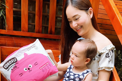 Lan Phương bật mí cách trở thành mẹ bỉm sữa hạnh phúc