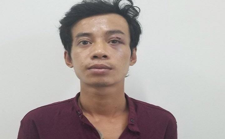 Nguyễn Thanh Sơn tại cơ quan điều tra