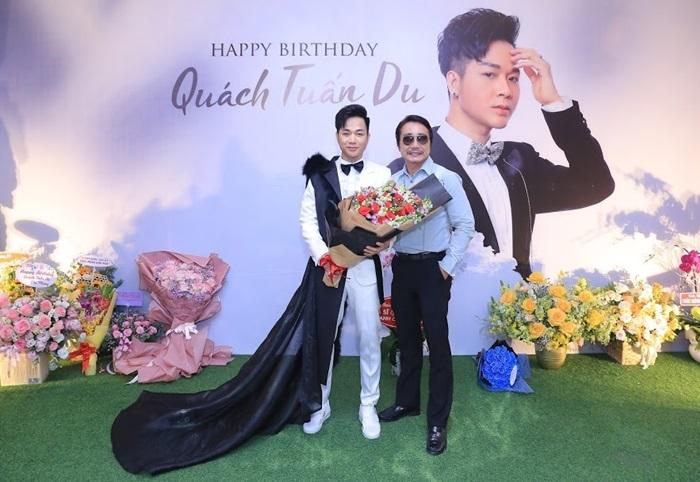 Quách Tuấn Du,Quang Lê