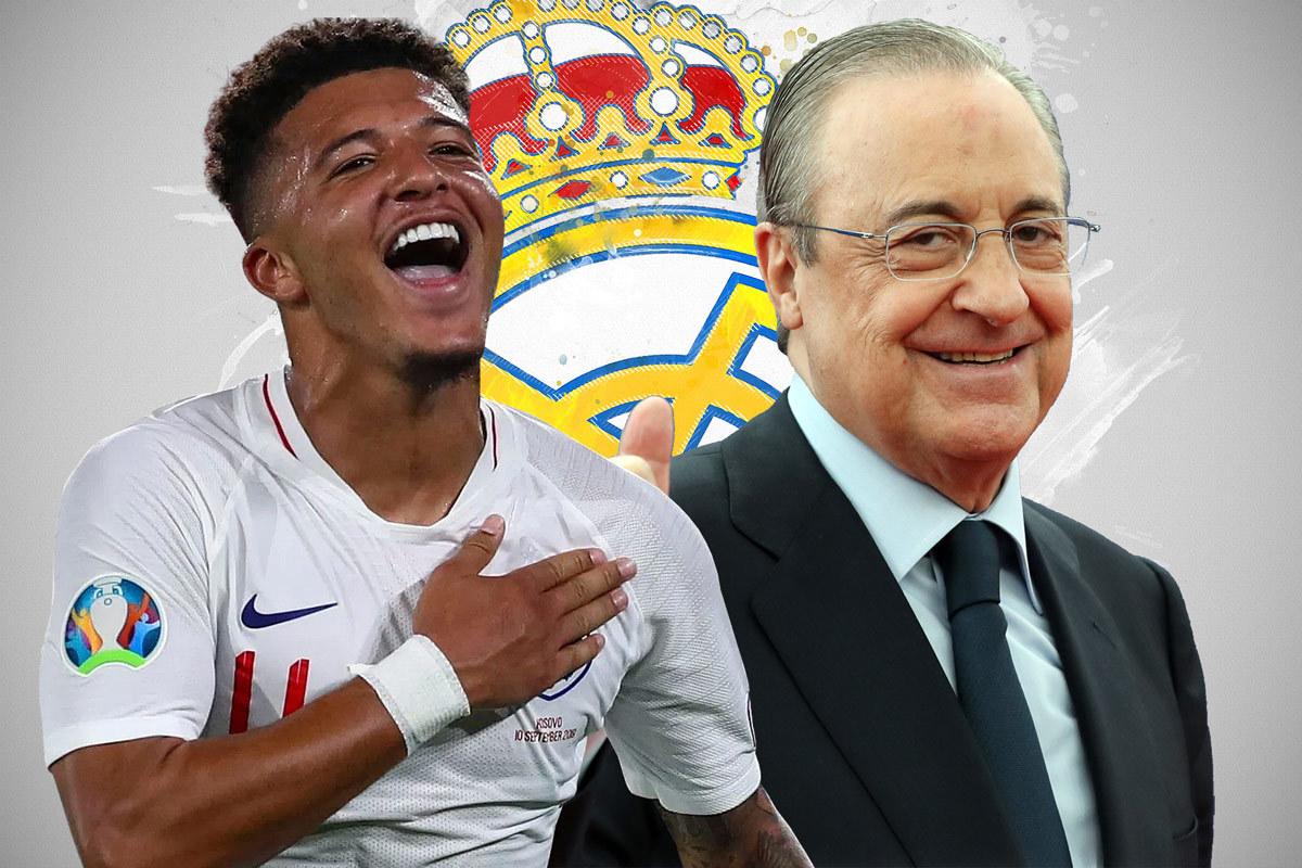 MU,Dries Mertens,Real Madrid,Jadon Sancho