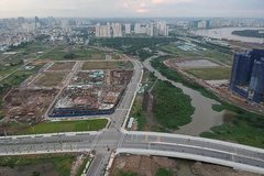 HCMC to reclaim US$77.5 million from investor of 4 road projects in Thu Thiem