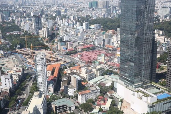 Two decades later, HCM City still dreams of becoming global financial center