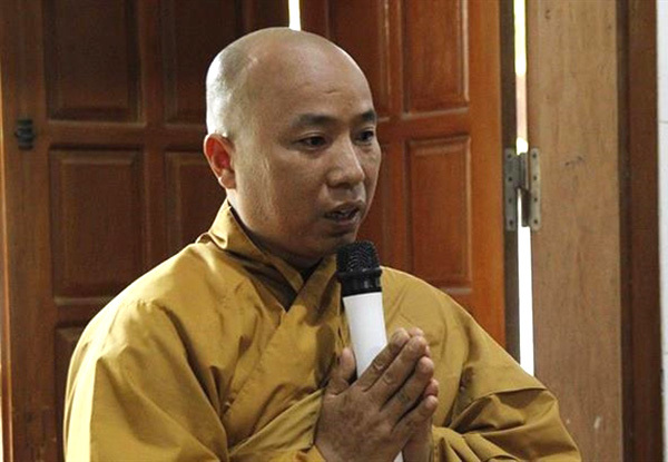 Vinh Phuc,Nga Hoang Temple,Thich Thanh Toan,revoke illegal land of Buddhist monk,social news,vietnamnet bridge,english news,Vietnam news,vietnamnet news,Vietnam latest news,Vietnam breaking news,Vietnamese newspaper,news vietnam