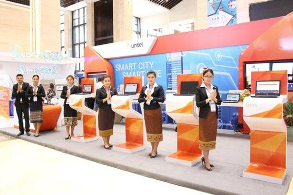 Viettel launches 5G technology in Laos