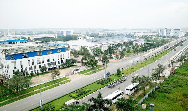 Được quy hoạch thành Đô thị sáng tạo, khu Đông hút mạnh vốn BĐS