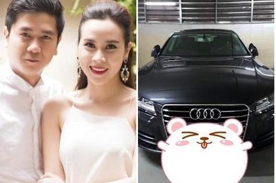 Nhà đẹp, xe sang cùng tài sản chung của Lưu Hương Giang - Hồ Hoài Anh