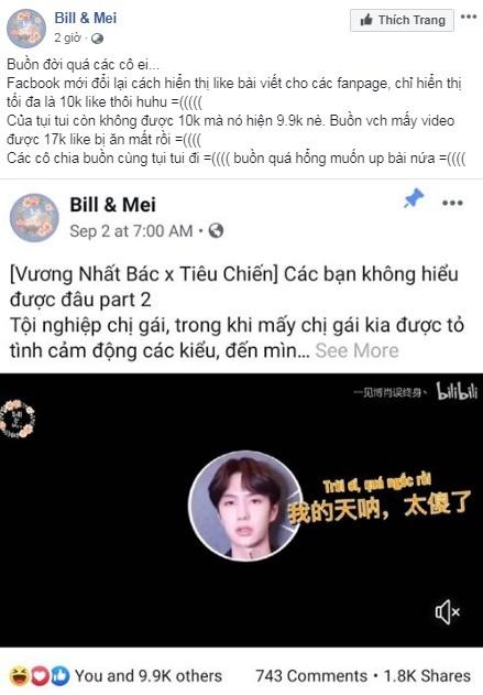 Facebook thử nghiệm ẩn lượt like tại Việt Nam?