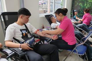 Hà Nội có thêm điểm hiến máu ngoại viện thứ hai