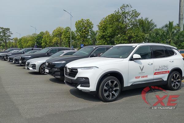Kinh doanh ô tô ở Việt Nam tháng 5 sụt giảm