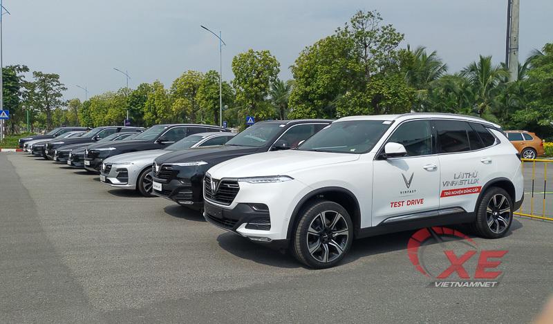 Qua cơn ế ẩm, ô tô Việt đắt khách trở lại