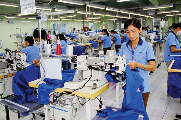 Garment companies struggle to escape Cut-Make-Trim production