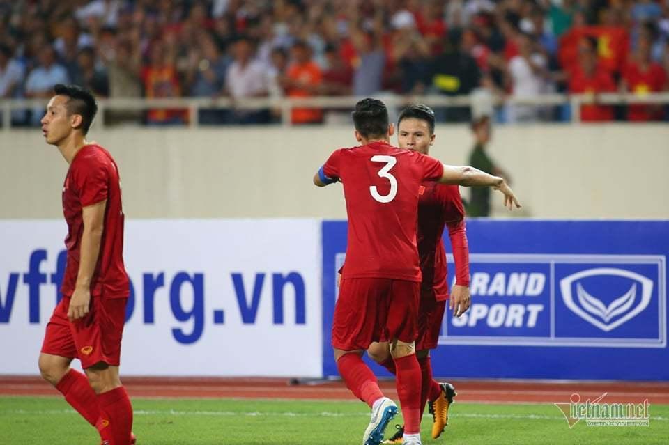 Tuyển Việt Nam,Tuyển Malaysia,Việt Nam vs Malaysia,HLV Park Hang Seo,Nguyễn Quang Hải,Quang Hải