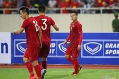 Video Quang Hải volley tung lưới Malaysia