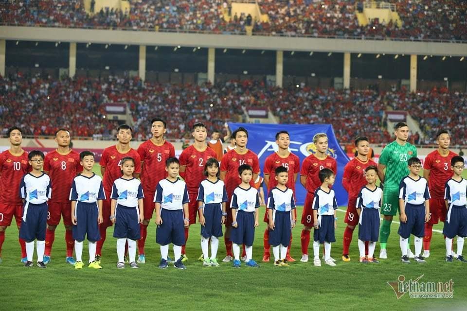 HLV Park Hang Seo,tuyển Việt Nam,tuyển Malaysia,Vòng loại World Cup 2022