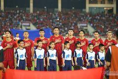 Bảng xếp hạng tuyển Việt Nam tại vòng loại World Cup 2022