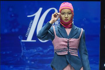 NTK Hoàng Hải mở màn tuần lễ thời trang quốc tế Thu Đông 2019