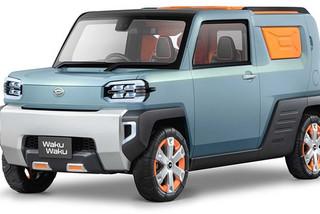 SUV Nhật siêu thực dụng với, thiết kế như viên gạch
