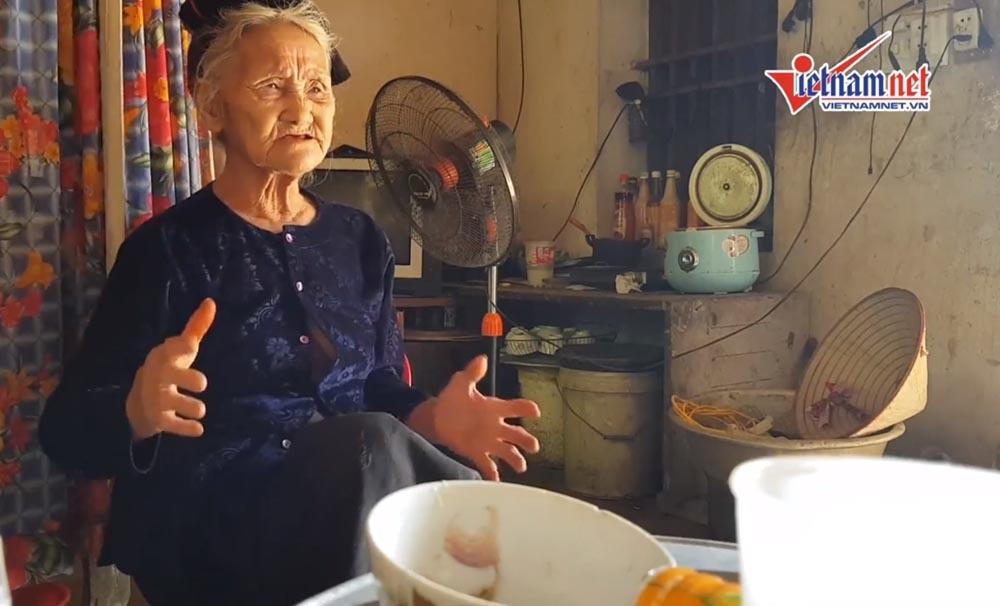 80 tuổi nhất quyết không ỷ lại, nỗ lực tự thân thoát nghèo