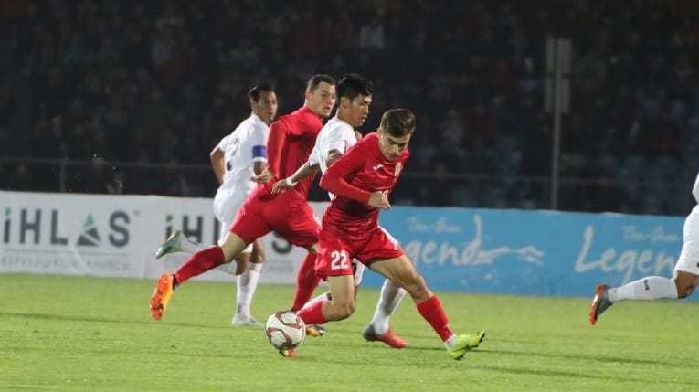Các đại diện Đông Nam Á thua tan tác ở vòng loại World Cup