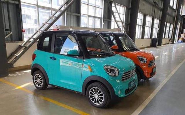 Ô tô điện mini bán 'cực chạy' ở Thái Lan: Về Việt Nam chỉ hơn 100 triệu