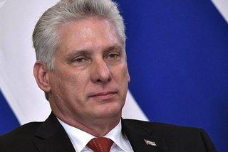 Ông Miguel Díaz-Canel được bầu làm Chủ tịch Cuba