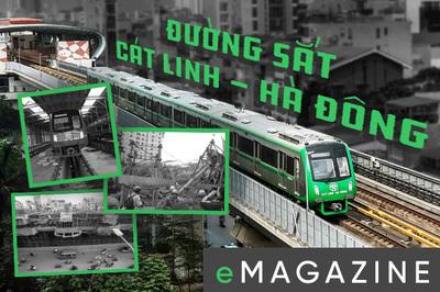 4 năm lỡ hẹn, đường sắt Cát Linh - Hà Đông vẫn 'hẹn nữa, hẹn mãi'