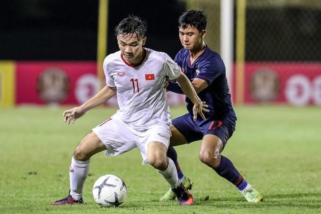 U19 Việt Nam,U19 Thái Lan,U19 Việt Nam vs U19 Thái Lan