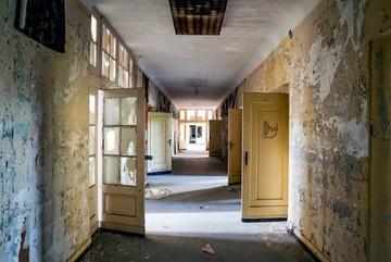 Có gì bên trong 'Tử Cấm Thành' bị bỏ hoang, đổ nát của Liên Xô cũ