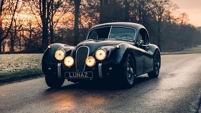 Hồi sinh ôtô cổ bằng động cơ hiện đại và hàng loạt công nghệ mới