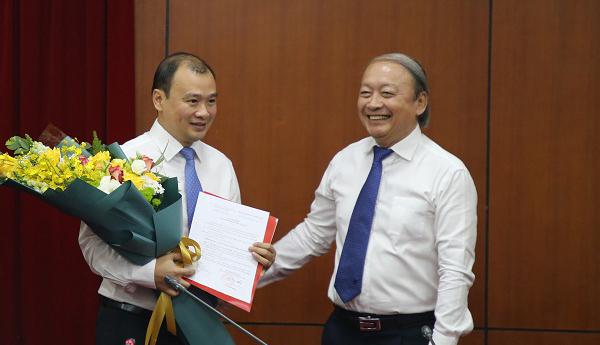 Ông Lê Hải Bình giữ chức Vụ trưởng, Ban Tuyên giáo Trung ương
