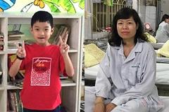 Rớt nước mắt cảnh hai mẹ con cùng bị ung thư