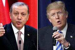 Thổ dọa cho châu Âu 'ngập' người tị nạn, Mỹ cảnh báo 'lằn ranh đỏ'