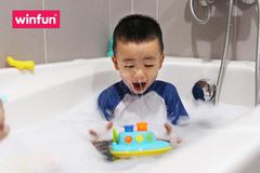 Winfun - Thương hiệu đồ chơi phát triển bởi các nhà tâm lý học