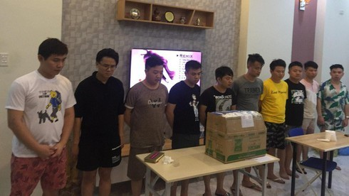 10 Chinese nationals arrested after illegally entering Vietnam