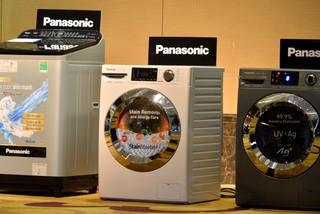 Tủ lạnh và máy giặt Panasonic được trang bị công nghệ ức chế vi khuẩn