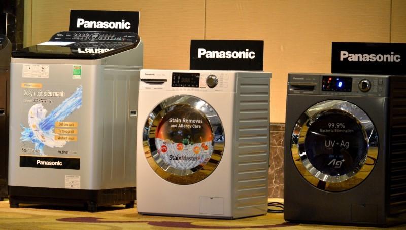 tủ lạnh,máy giặt,diệt khuẩn,Panasonic