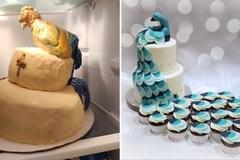 Bỏ 7 triệu đặt bánh cưới, cô dâu nhận về một thảm họa 'đau tim'