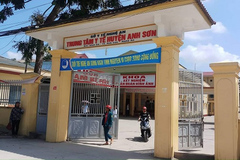 Bé gái 32 tháng tuổi ở Nghệ An tử vong nghi do sốc phản vệ