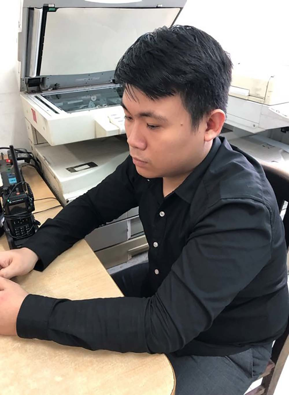 Tiếp viên nhà hàng ở trung tâm Sài Gòn bán dâm 4 triệu đồng/lượt
