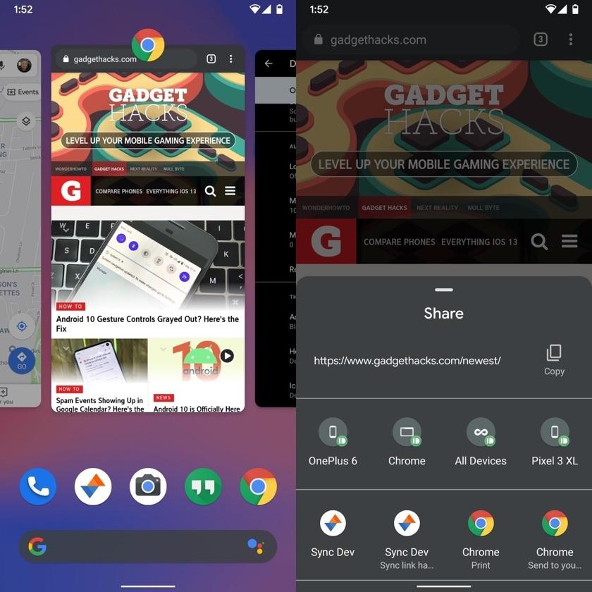 Cách tùy biến hình dạng biểu tượng trên màn hình chính của Android 10