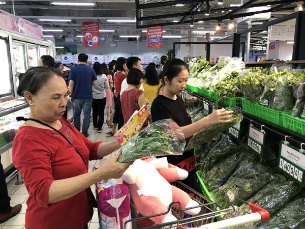 siêu thị,giảm giá khai trương