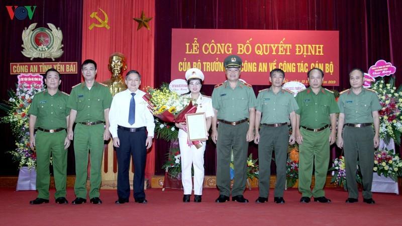 Bộ Công an và 4 bộ điều động, bổ nhiệm nhân sự